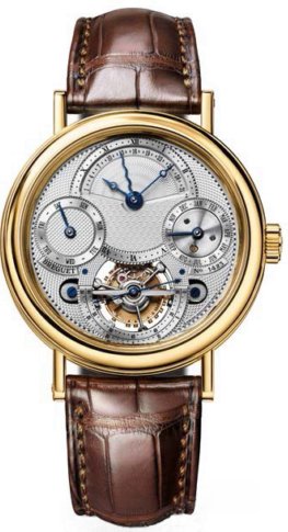 Breguet Grande ComplIication Tourbillon Retrograde