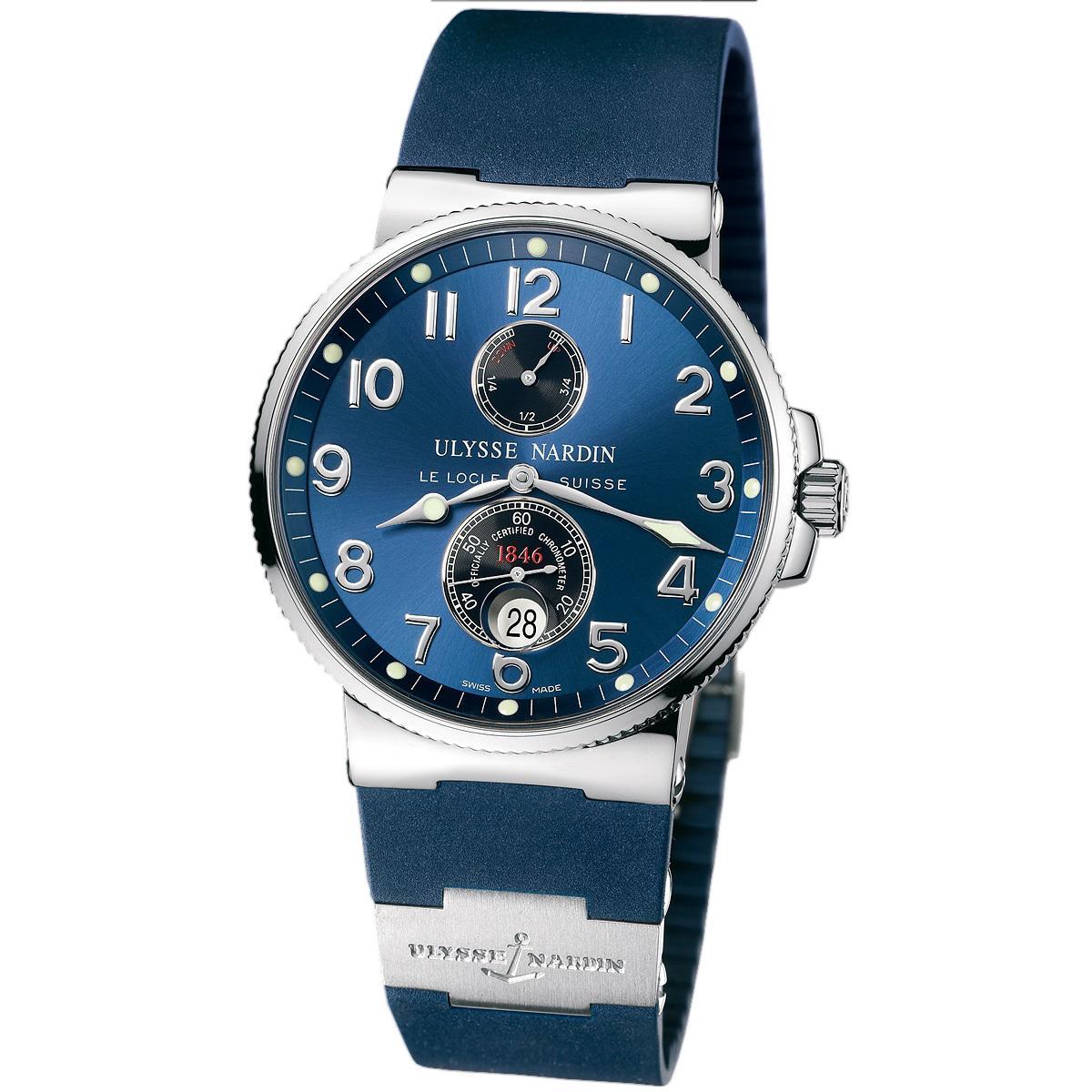 Ulysse Nardin Maxi Marine Chronometer 41mm