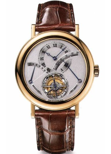 Breguet Classique Complications Tourbillon Power Reserve