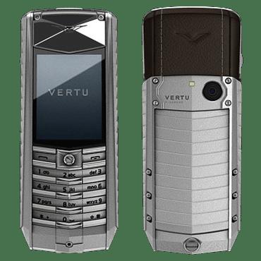 Vertu ascent X 2010 brown aluminium