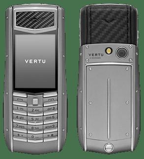 Vertu Ascent Ti Carbon Fibre Grip