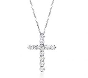 Подвеска крест Tiffany & Co