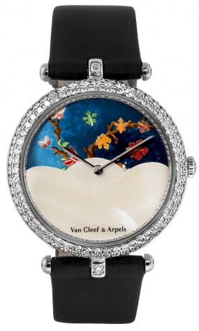 Van Cleef & Arpels Poetic Complication Centenary Four seasons