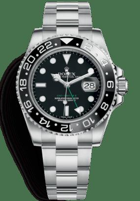 Rolex GMT Master II 40mm Steel