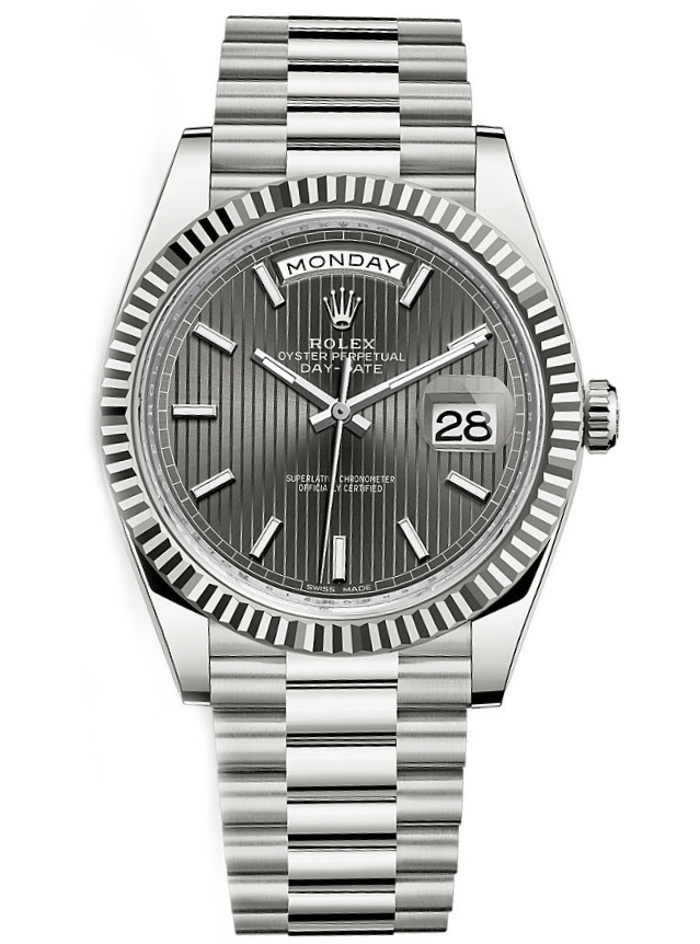Rolex Day-Date 40 mm White Gold