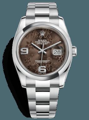 Rolex Datejust 36 mm Steel