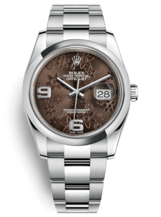 Rolex Datejust 36 mm Steel
