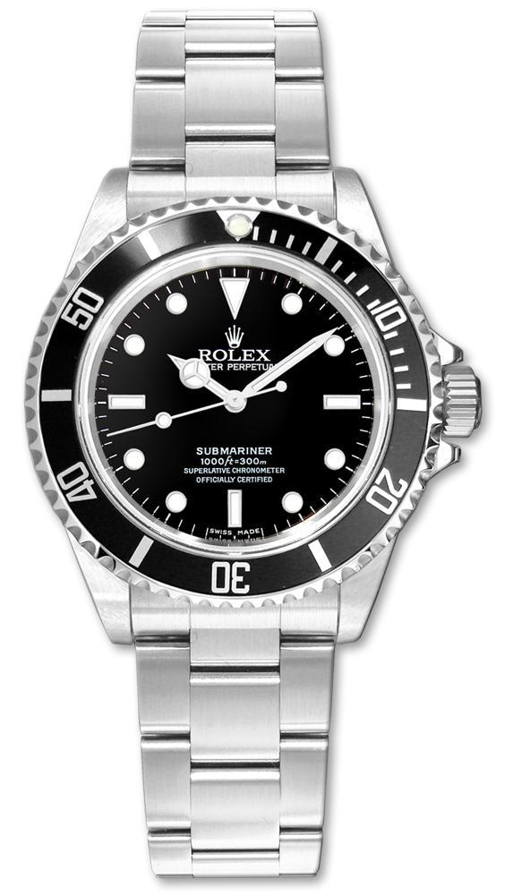 Rolex Submariner 40mm Steel