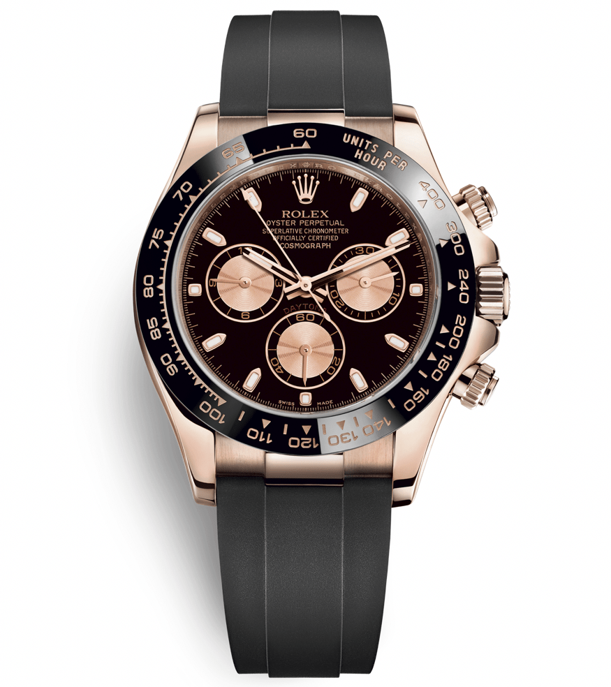 Rolex Cosmograph Daytona 40mm Everose Gold