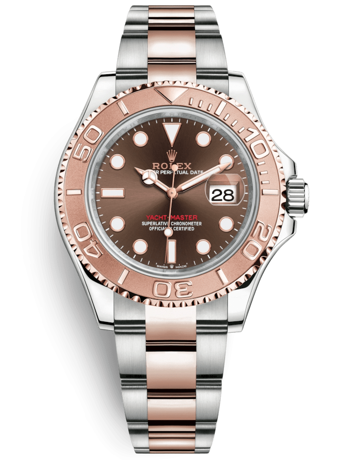 Rolex Yacht-Master 40mm Steel and Everose Gold