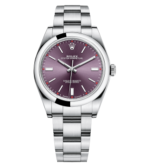 Rolex Oyster Perpetual 39 mm Steel