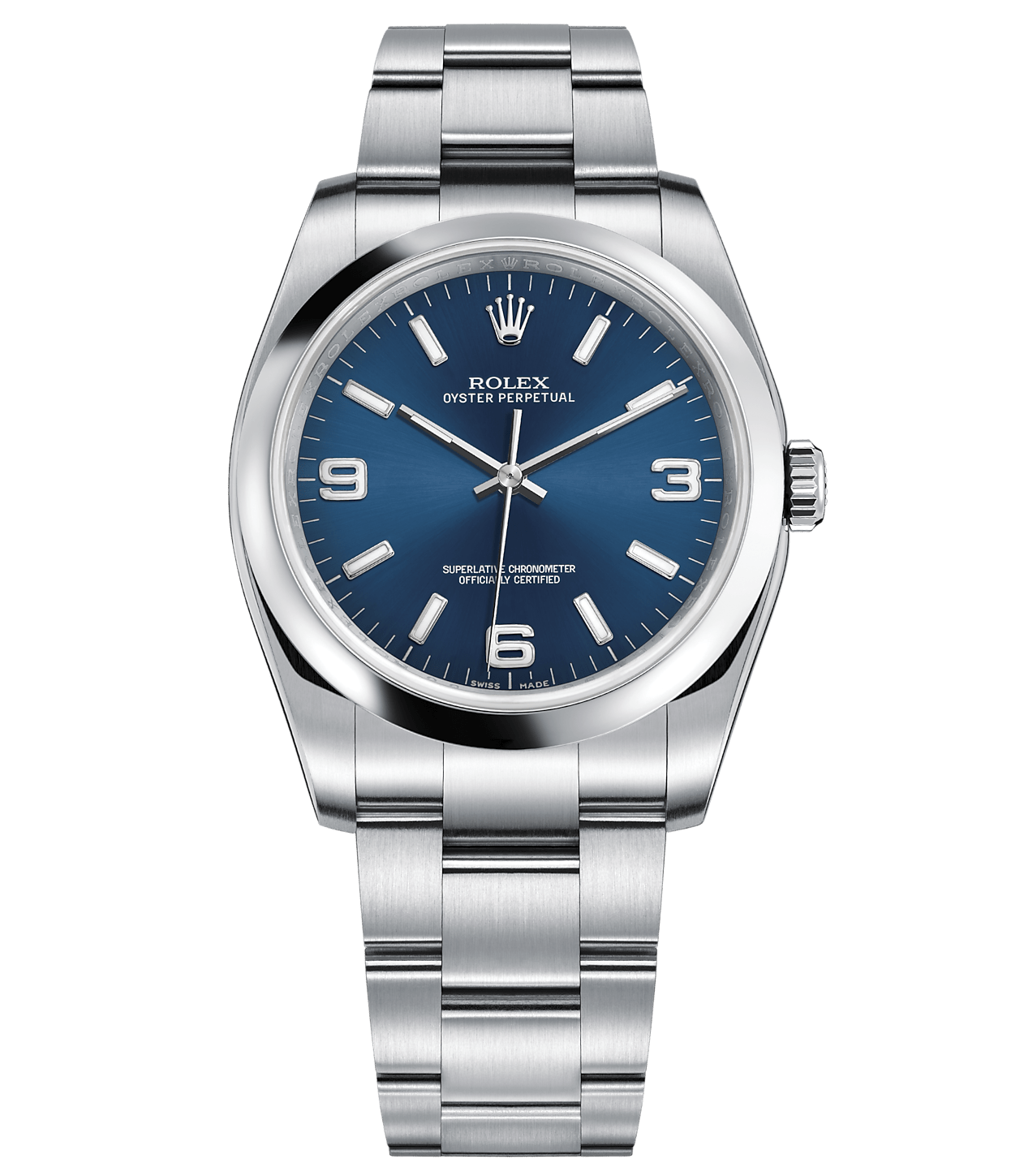 Rolex Oyster Perpetual 36 mm Steel