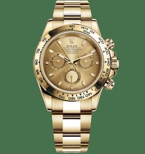 Rolex Cosmograph Daytona 40mm Yellow Gold