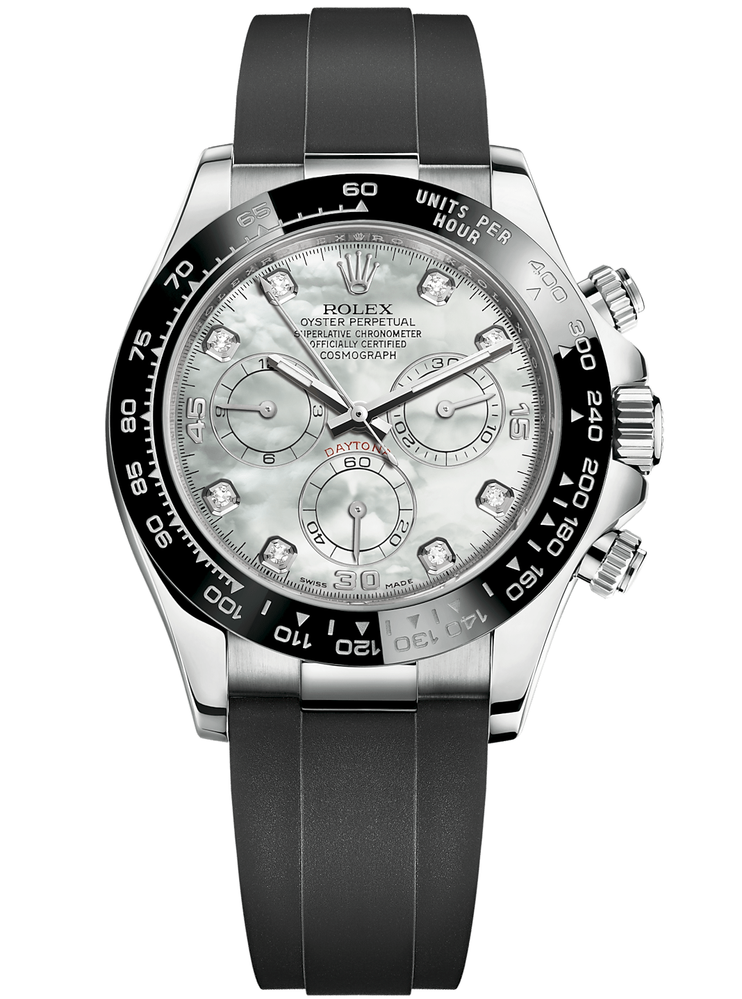 Rolex Cosmograph Daytona 40mm White Gold