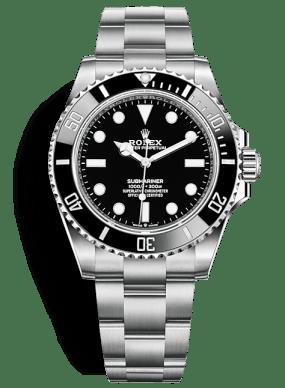 Rolex Submariner 41 mm Steel