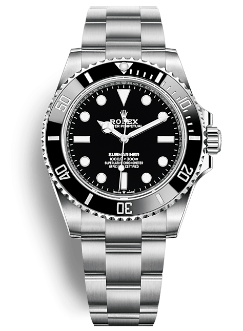 Rolex Submariner 41 mm Steel