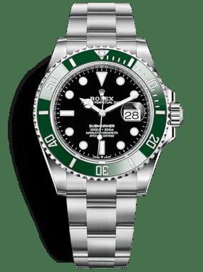 Rolex Submariner Date 41 mm Steel
