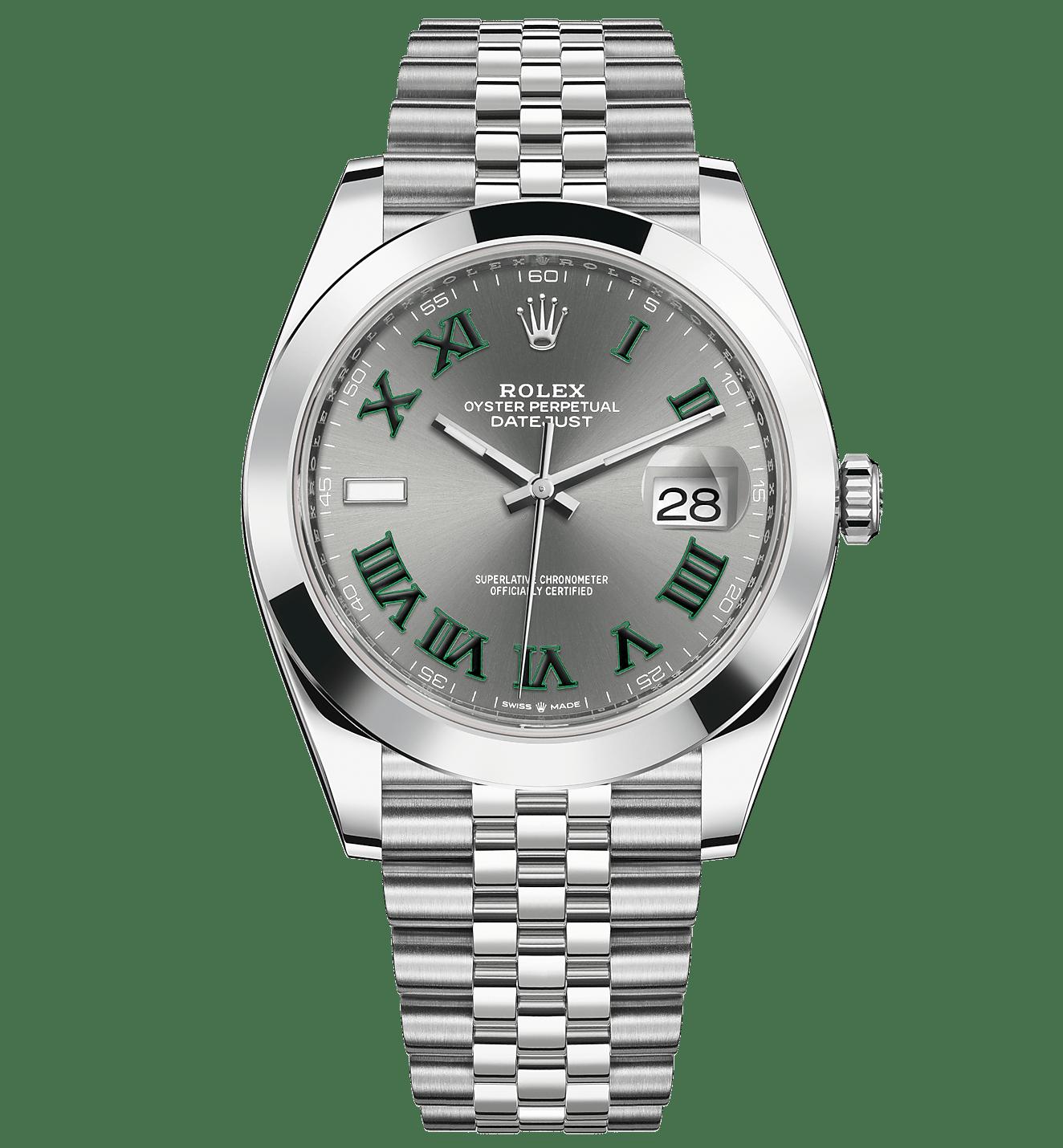 Rolex Datejust 41mm Steel