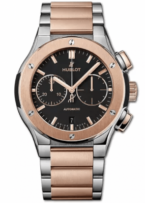 Hublot Classic Fusion Chronograph Integrated Bracelet 45 mm