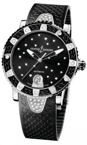 Ulysse Nardin Marine Collection Lady Diver Starry Night