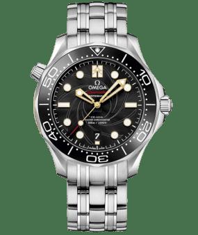 Omega Seamaster 007 James Bond Diver 300M