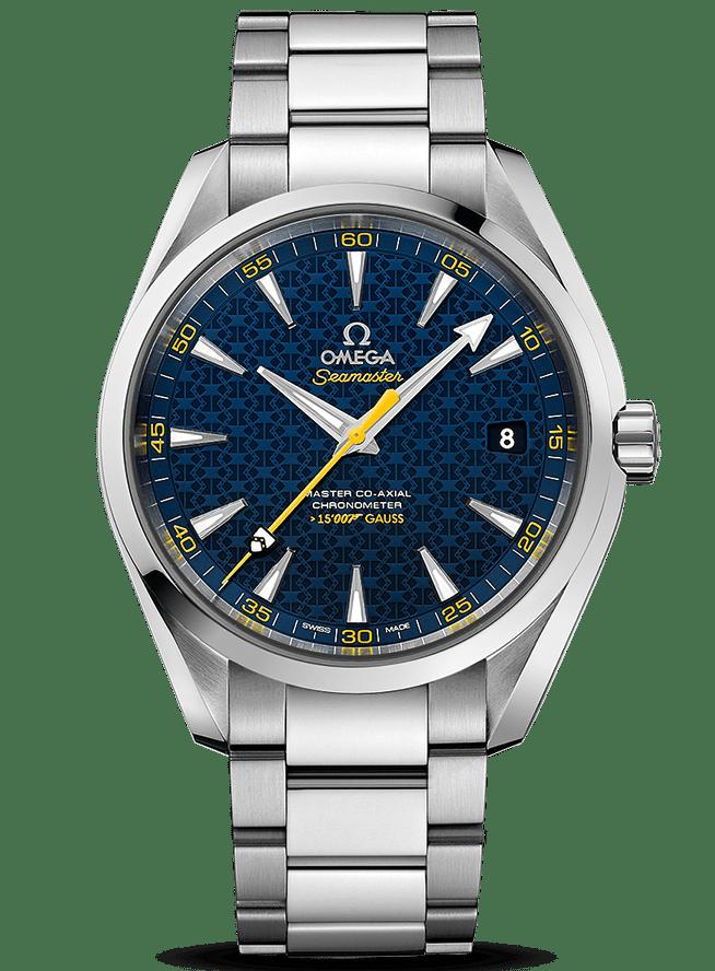 Omega Seamaster Aqua Terra 150 m James Bond 007 Spectre