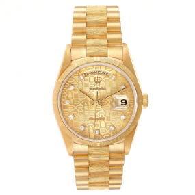 Rolex Day-Date 36 mm Yellow Gold
